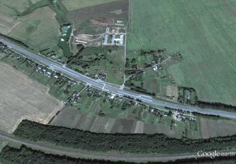 pyshne-googleearth